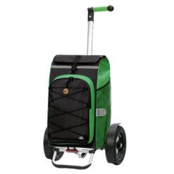 Produktdbild från Andersen - Artikelnummer 136-143-51 - Shoppingvagn Tura Fado 2 0 Grön