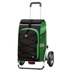 Produktbild från Andersen - Artikelnummer 143-143-51 - Shoppingvagn Royal Plus Fado 2 0 Grön