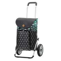 Produktbild från Andersen - Artikelnummer 167-150-50 - Shoppingvagn Royal Lily Turkos