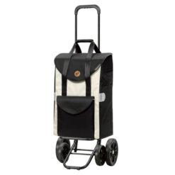 Produktbild från Andersen - Artikelnummer 185-028-00 - Shoppingvagn Quattro Senta Vit