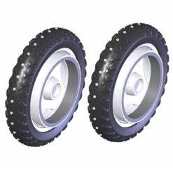 Produktbild 1 från Topro - Artikelnummer 815332 - Dubbdäck Bakhjul 2-pack