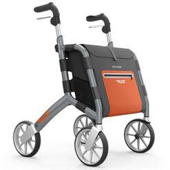 Produktbild 1 från Trustcare - Artikelnummer LS102 - Rollator Lets Shop Grå