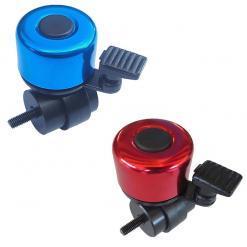 Produktbild 1 från Rehasense - Artikelnummer ACR01007 - Ringklocka till Rollator Blå och Röd